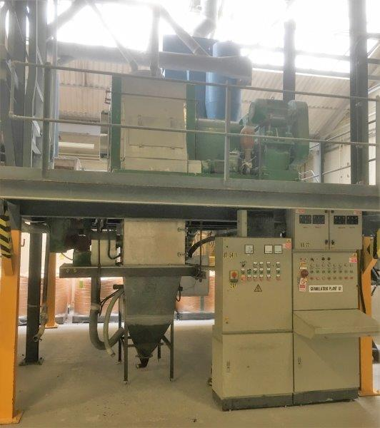 Roller Compacting Plant made by Alexanderwerk