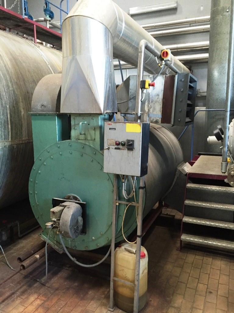 Spray Dryer Pilot Plant with Capacity 100 kg/hour Water Evaporation
