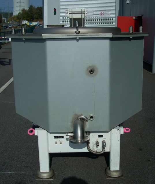 1400 KG/Hour Bauermeiser Type N1000 Mill Refurbished