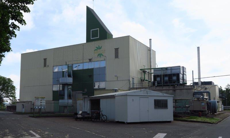 Biodiesel Esterification Plant with Capacity 100,000 Tons/Year