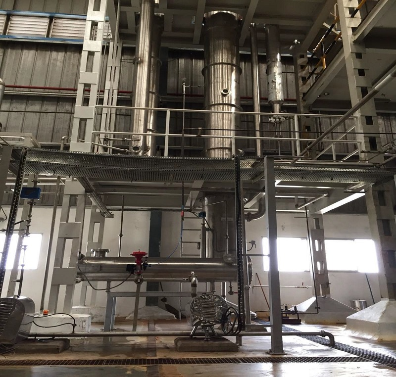 Solvent Extraction Plant with Capacity 7 Tons / Day