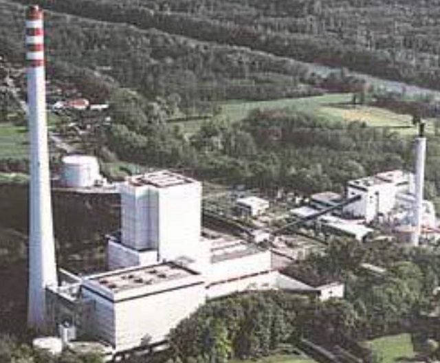 55,000 kW 10500 Volts 50 Hz Coal Fired Power Plant
