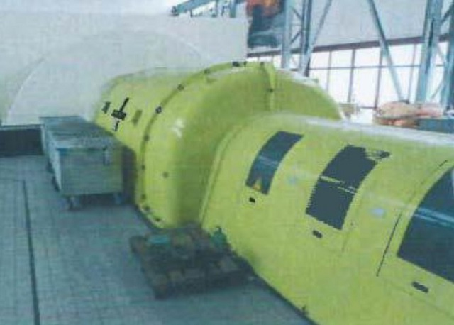 55000 KW 10500V 50 HZ COAL FIRED POWER PLANT   12250000EU-EU