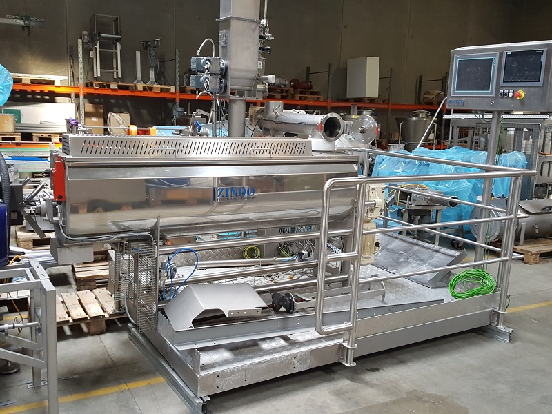 Pasta Production Lines with Capacity 800 kg/hour