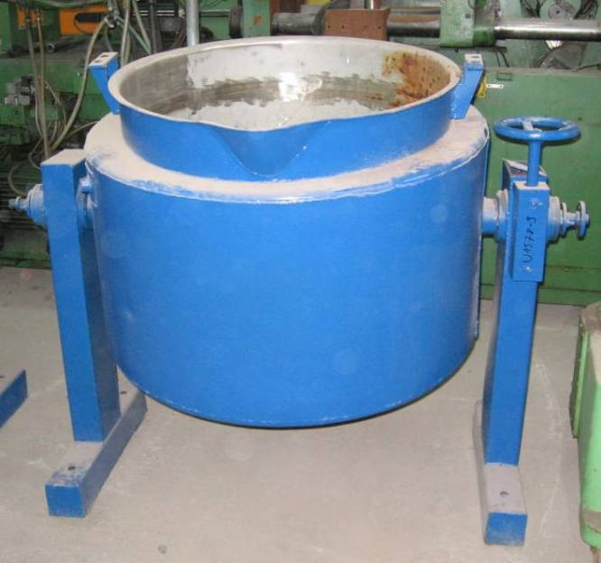 280 Litre Stainless Steel Boiler Tank 1790mm L x 1012mm W x 1444mm High