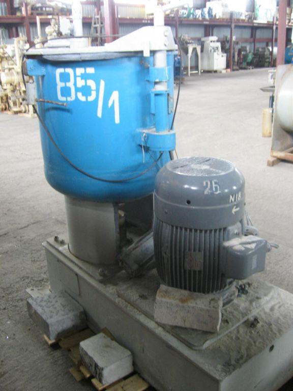 300 Litre TK Fielder Turbo Rapid TRM 300 Stainless Steel Hi-Intensity Mixer