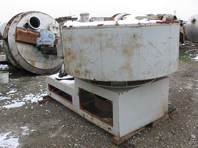 1,000 Litre Trusioma (Germany) Model MSK 1000 Stainless Steel Cooler/Mixer