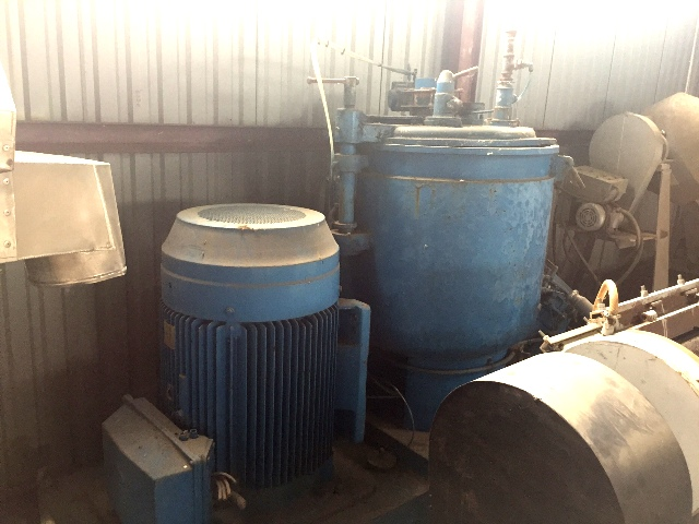 500 Litre TK Fielder Type R500 Stainless Steel Hot Mixer and Cooler