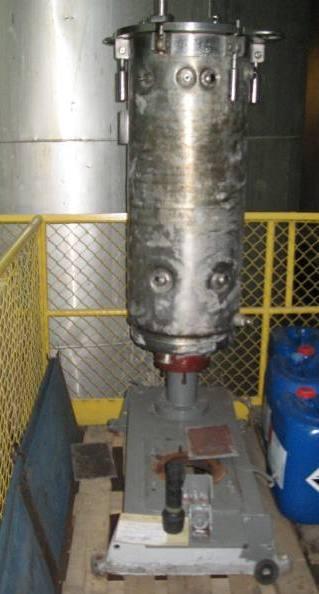 150 Litre, 3 Bar Internal, 3 Bar Jacket, Stainless Steel Reactor