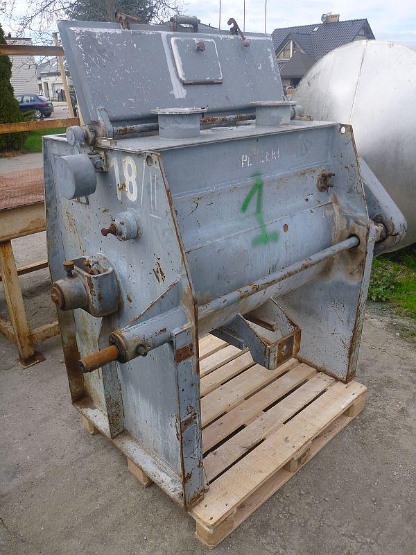 500 LTR SS W&P JCK/NO MOTOR                     ZL14000-PL