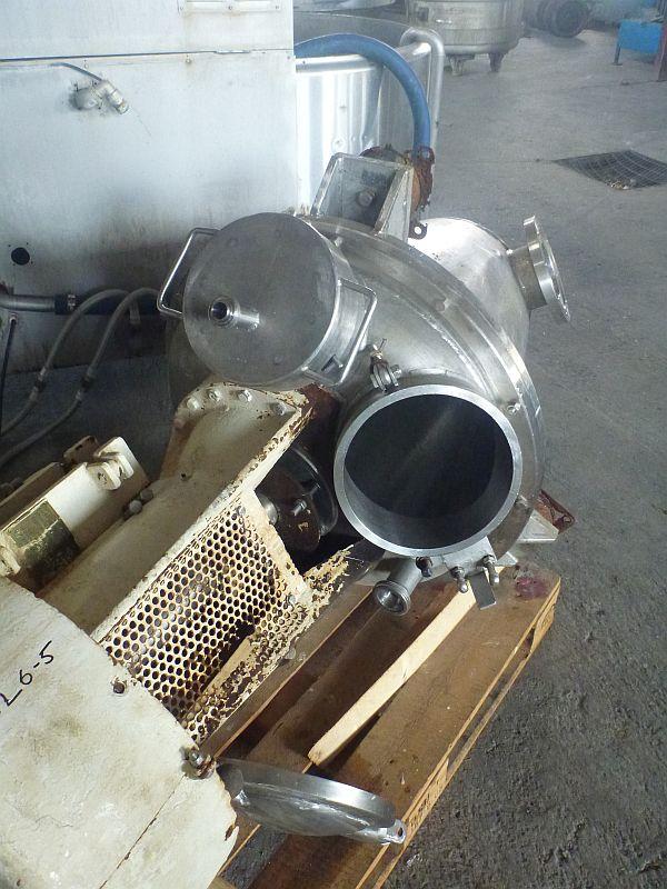 8.0 KW SS   150 LTR GUNTER PAPENMEIER/LODIGE    ZL10500-PL