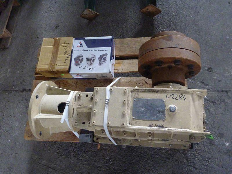 2700 LTR SS GLOUCESTER     55 KW PADDLE/CONT     ZL95000-PL