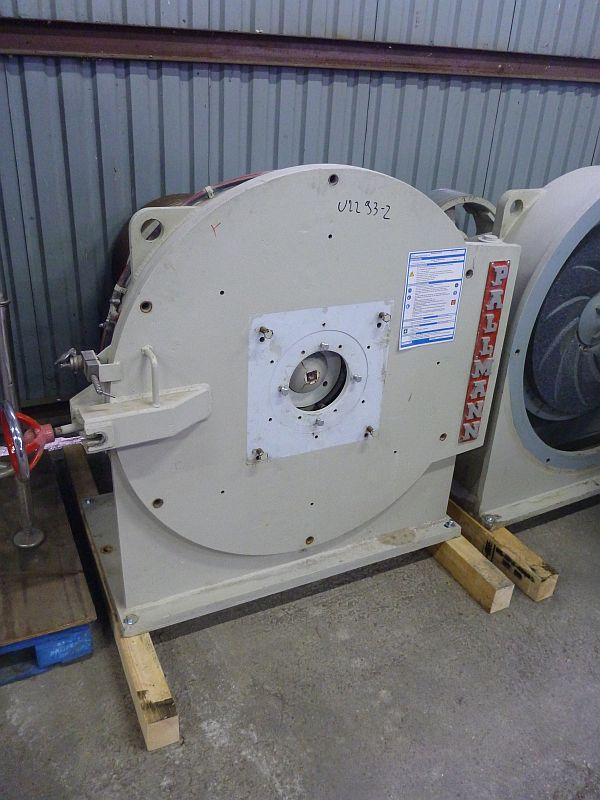 100 kW Pallmann Type PR8 Grinding Mill