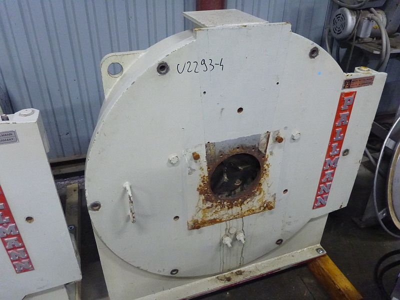 Pallmann Type PR8 Grinding Mill