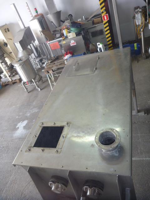 500 LTR SS EKO-CELKON    4.4 KW 2 SHAFTS/PADDLE ZL20000-PL