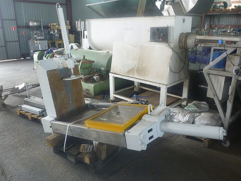 750 MM Width Of Knife Hydraulic Guillotine Pugno