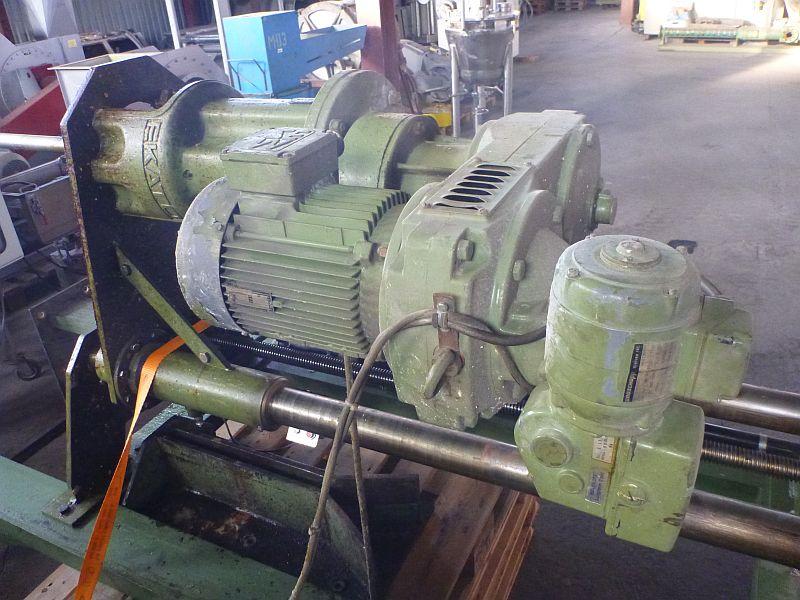 4.0 KW SS   250 LTR EKATO EM 060 PROP           ZL10000-PL