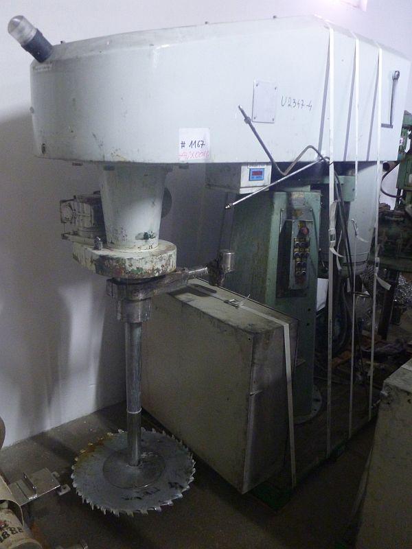 70 KW Niemann Model KDV1000K Dissolver