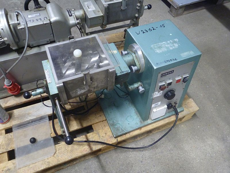 5 L Lab Size Z-blade Mixer Erweka Model LK5