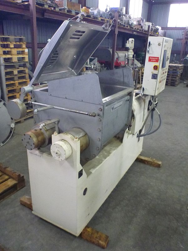 250 L Stainless Steel Z-Blade Mixer By W&P Model UK200/K2