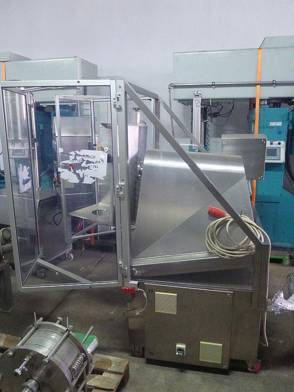 20 - 50 litrů Zanchetta model Canguro kontejnerový mixér