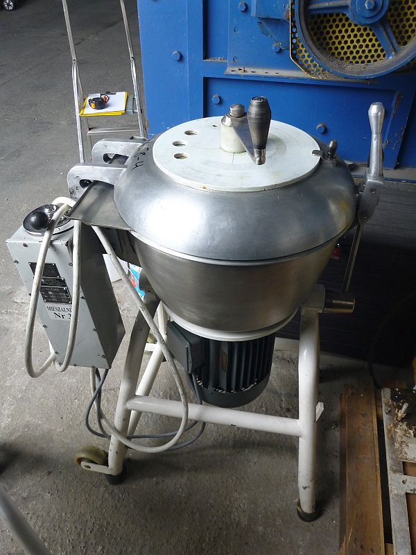 41 L Universal Mixer/Cutter By Elmor Model NW141A1B