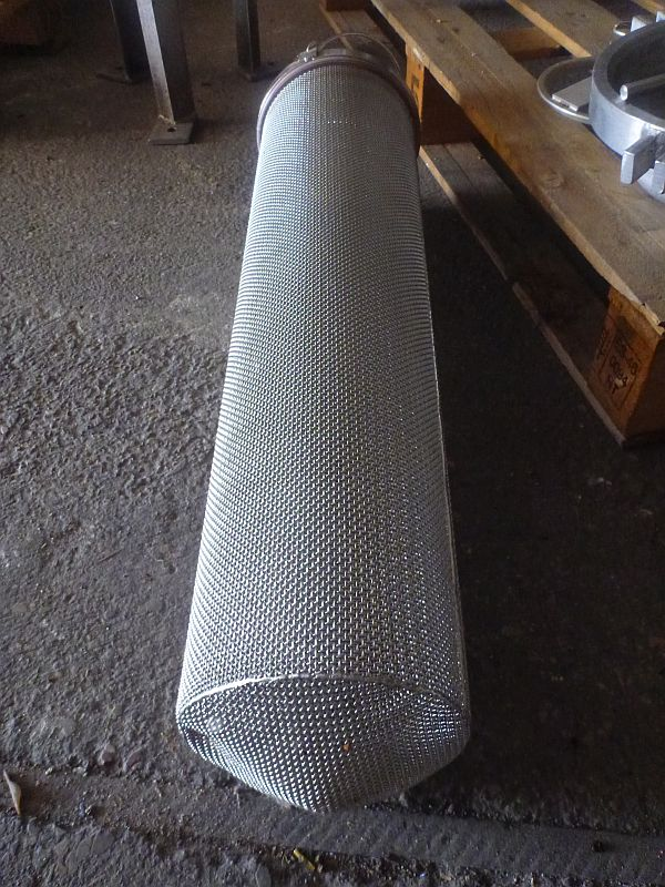 26 L / 10 BAR/90C VERTICAL BAG FILTER              ZL3000-PL