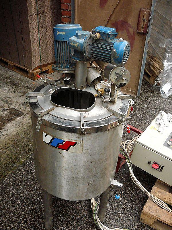 13 Gallon 1 HP VRS Homogenizing Mixer