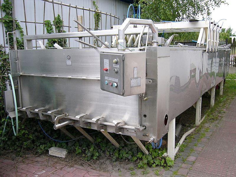 12000 Liters Stainless Steel Rectangular Bath