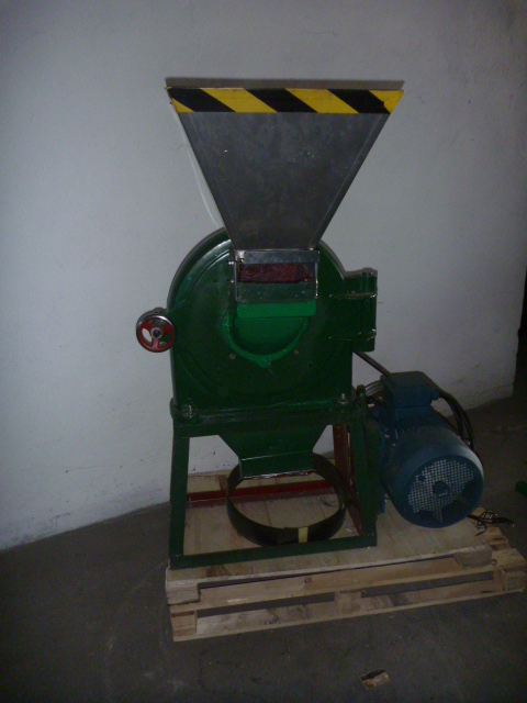 11 kW Carbon Steel Pin Mill