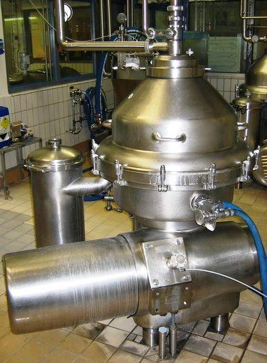 Alfa Laval MRPX 214 TGV-74 Disc Centrifuge
