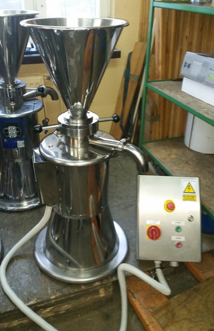 7 HP New Stainless Steel Colloid Mill