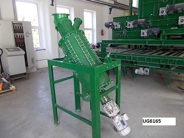 1.5 kW Carbon Steel Grinding Mill