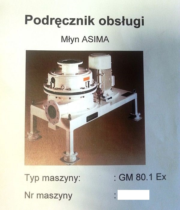 GM 80.1 EX BAUERMEISTER 75 KW ATEX                ZL95000-PL