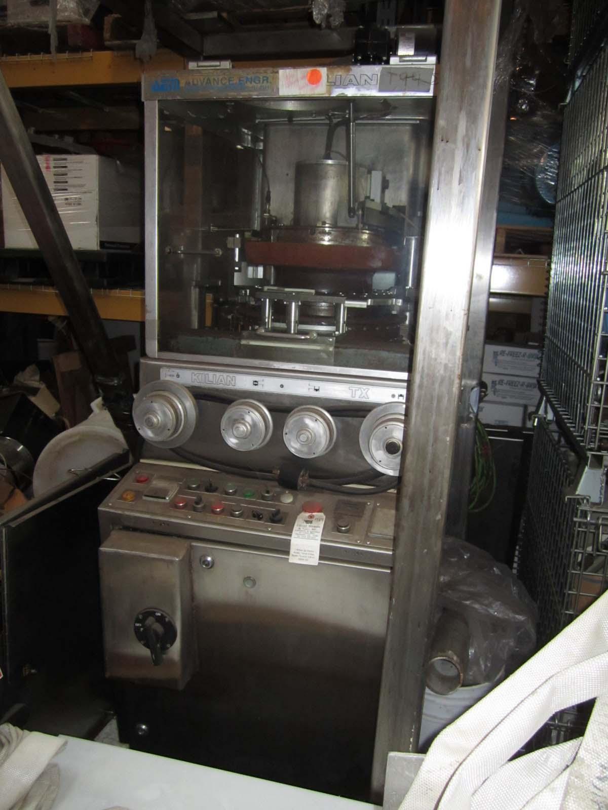 33 Station Killian Tablet Press