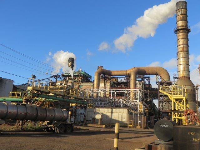 36500 kW Cogeneration Plant