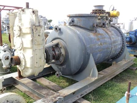 3,000 Litre Draiswerke Model HT3000 Titanium Turbulent Mixer Dryer