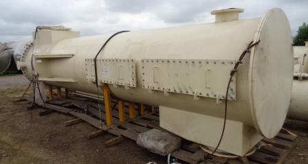 1-Effect, 5013 Sq. Foot, 304 Stainless Steel Evaporator