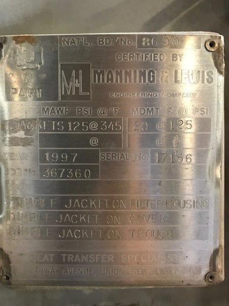120 CUFT HA DBL RBN JKT                            87500-NJ
