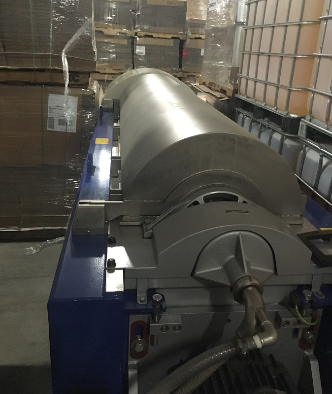Olive Oil Extraction Line 64-80 Metric Tons/8 Hours