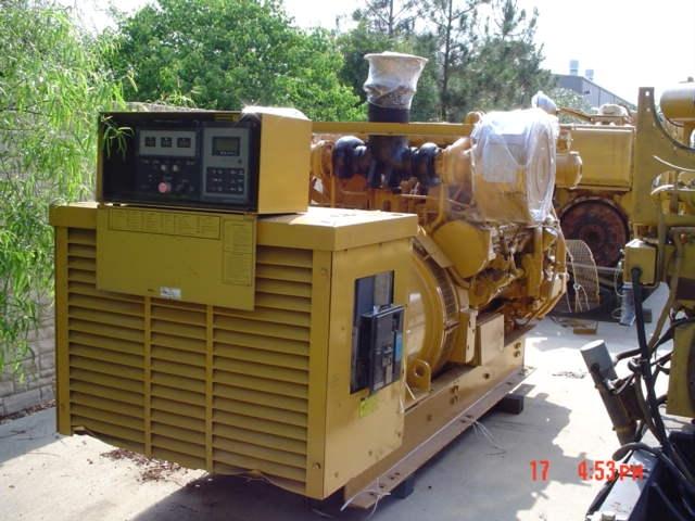 720 kw Skid Mounted Caterpillar Diesel Generator Set