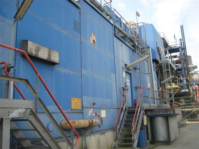 39780 kw GE Ahsthom Generator