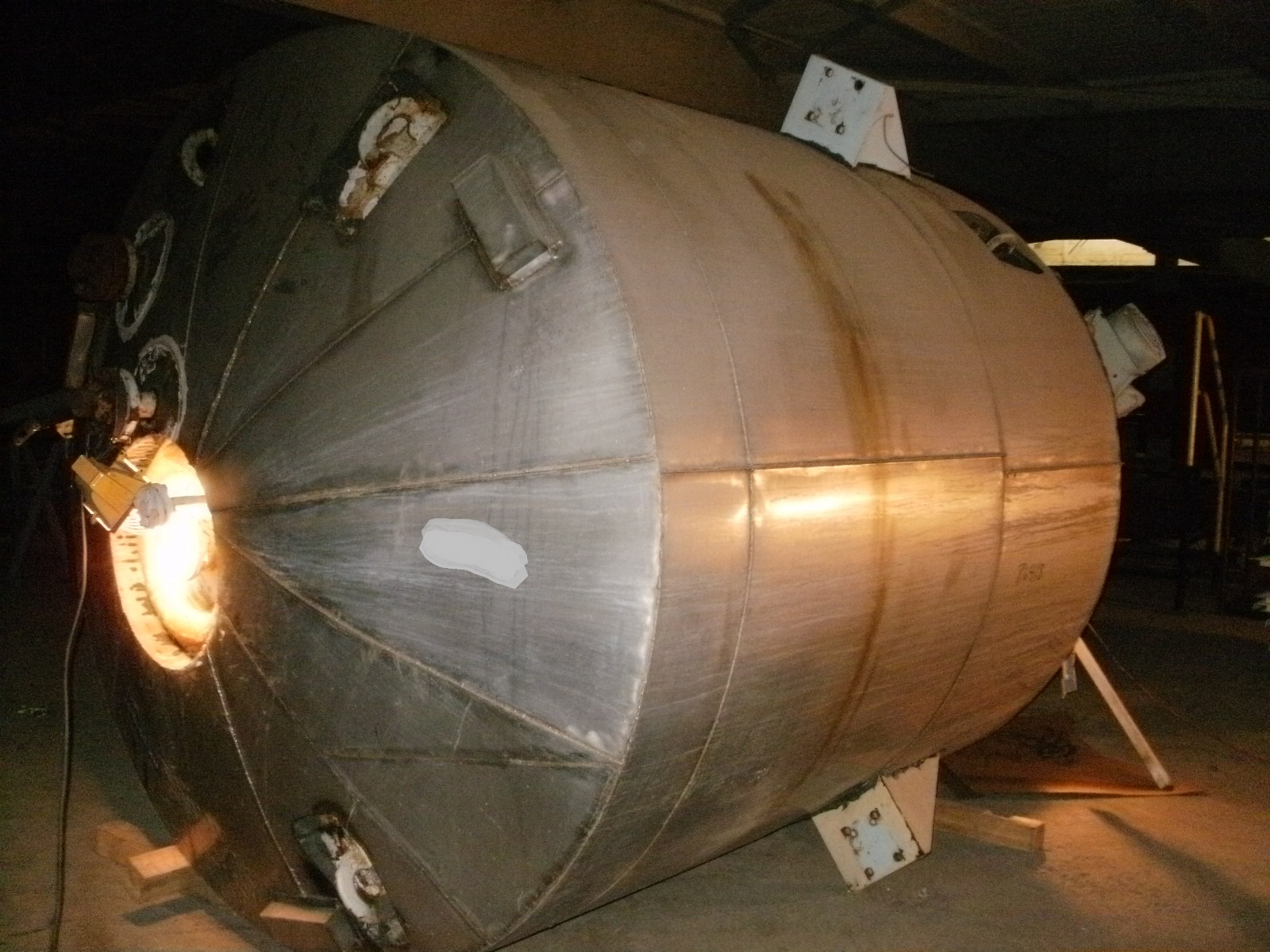 2000 GAL  90/FV INT 100# JKT   USED                87000-OH