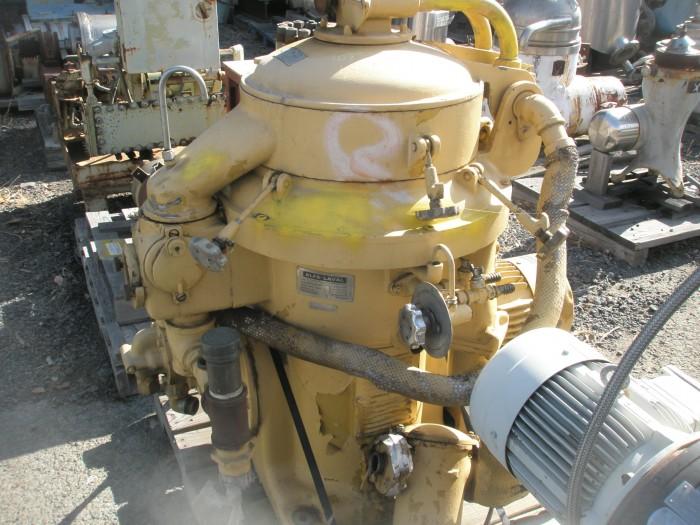 Alfa Laval MAPX-207-SGT-29 Automatic Desludging Disc Centrifuge
