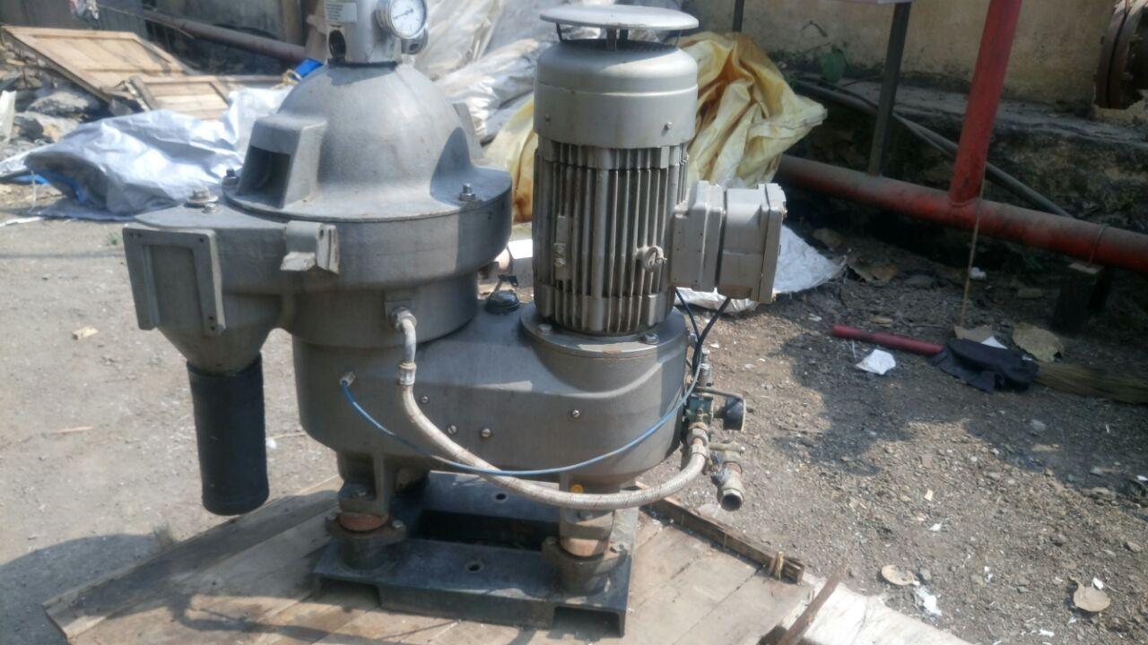 Westfalia TSE-10-01-937 Stainless Steel Disc Centrifuge