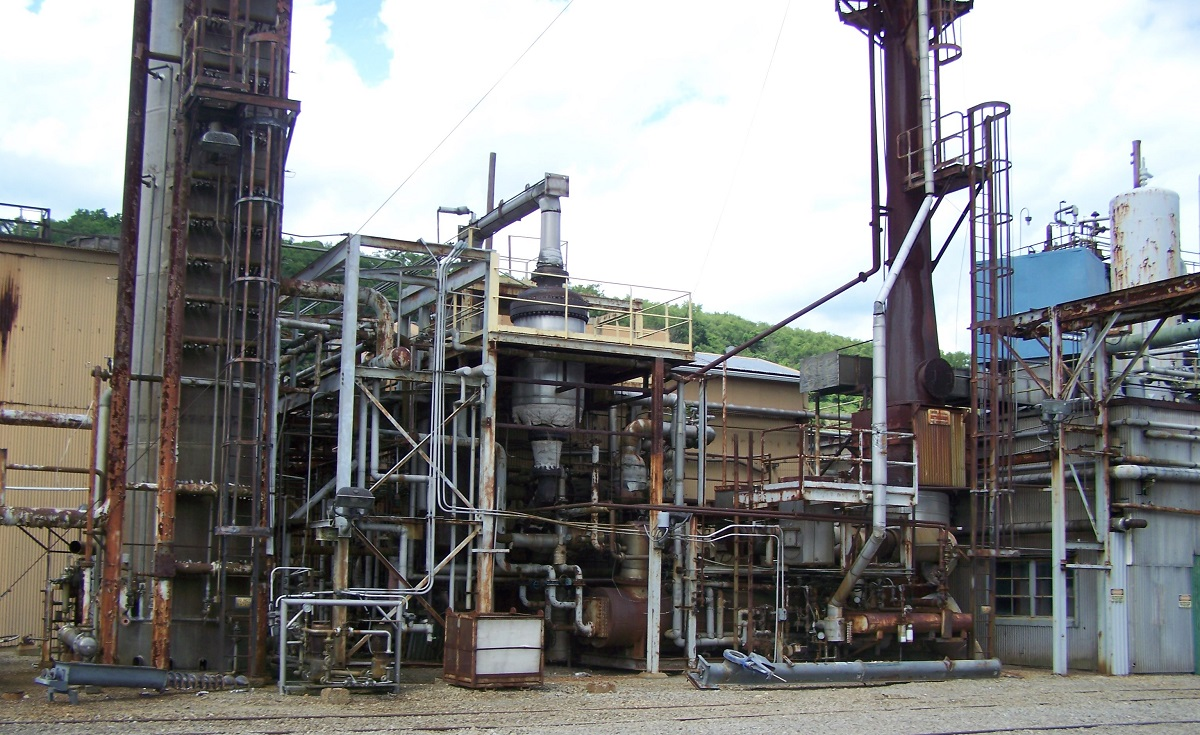 Nitric Acid Plant with Capacity 200 Tons/Day