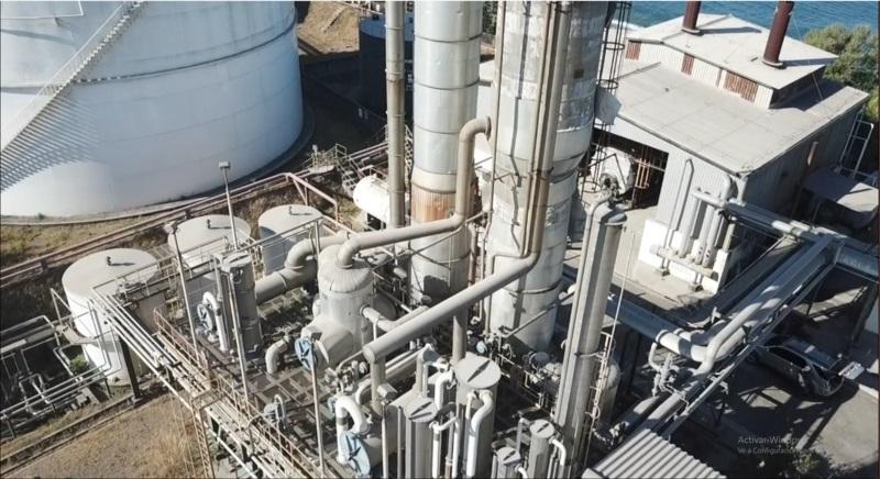 Ethanol Deyhydration Plant, 67.5 M gallons/year