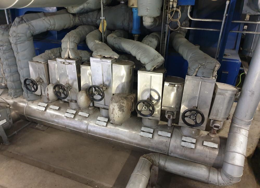 Used 5000 KW Biomass Power Plant