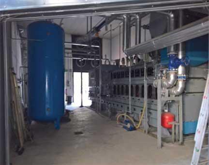 2.7 MW Biomass (Vegetable Oil) Power Plant