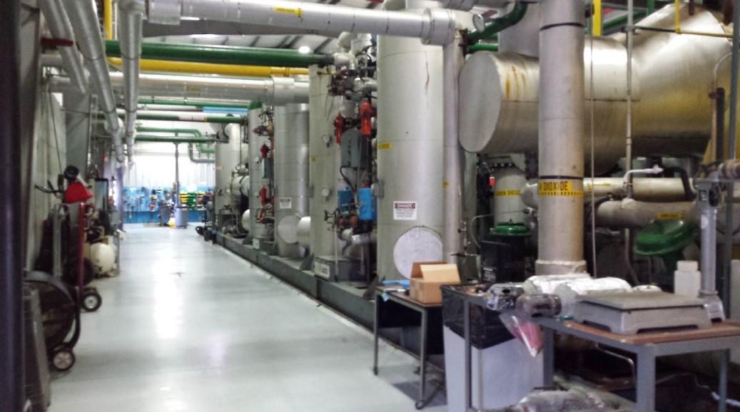 300 Ton/Day Liquid Carbon Dioxide Plant